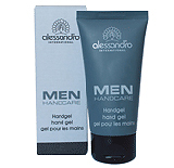 Активно восстанавливающий гель для рук - Alessandro Men Hand Gel
